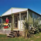 Camping Pays Basque, Location de chalets