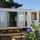 Campingplatz Frankreich Baskenland, Mobil-home Mayarco