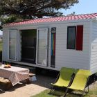 Campsite France Basque country, Mobil-home Mayarco